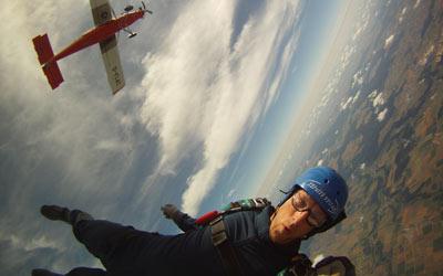Fallschirm Coaching